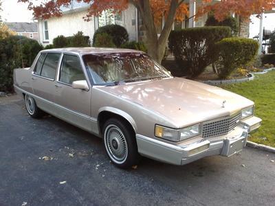 Used 1989 Cadillac Fleetwood