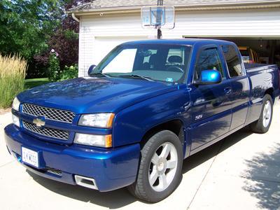 Used 2003 Chevrolet Silverado 1500 SS Extended Cab