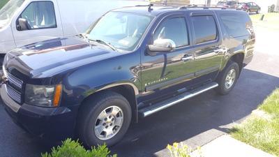 Used 2007 Chevrolet Suburban 1500 LS
