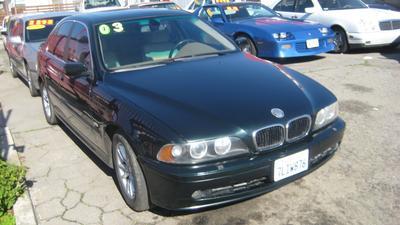 Used 2003 BMW 525 i