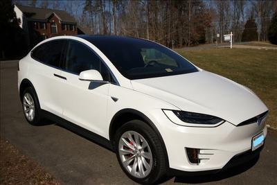 Used 2016 Tesla Model X P90D