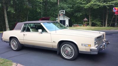 Used 1985 Cadillac Eldorado
