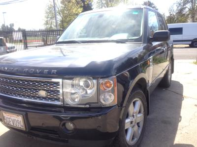 Used 2004 Land Rover Range Rover HSE