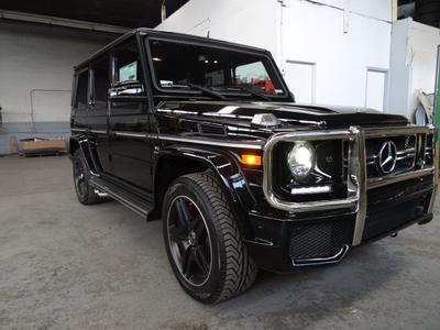 Used 2015 Mercedes-Benz G63 AMG