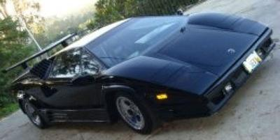 Used 1987 Lamborghini Countach