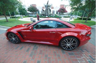 Used 2009 Mercedes-Benz  SL65 AMG Black Series