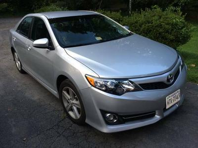 Used 2013 Toyota Camry SE