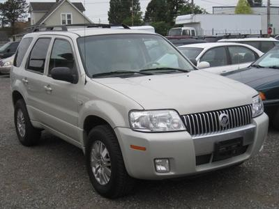 Used 2007 Mercury Mariner Premier