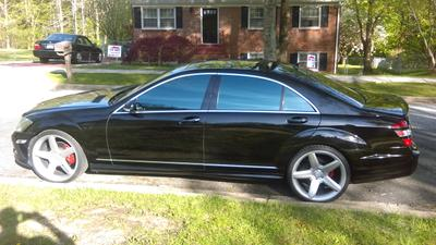 Used 2007 Mercedes-Benz S 550