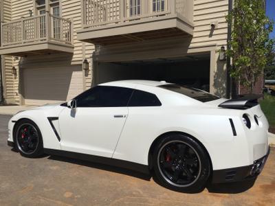 Used 2013 Nissan GT-R Black Edition