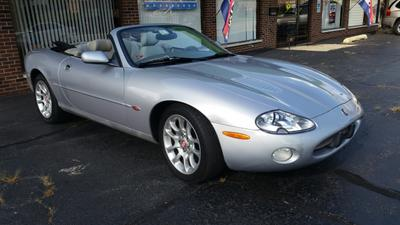 Used 2002 Jaguar XKR