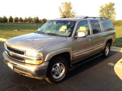 Used 2001 Chevrolet Suburban K1500