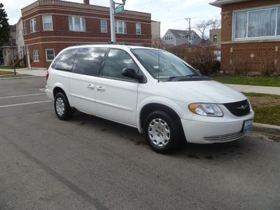 Used 2002 Chrysler Town & Country LX