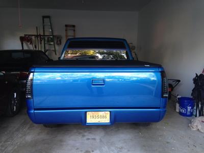 Used 1992 Chevrolet 1500 Silverado