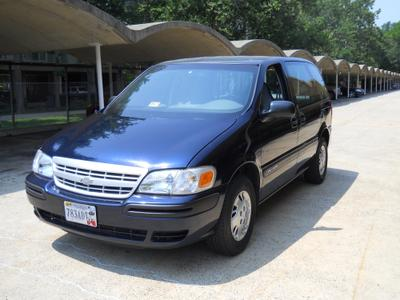 Used 2002 Chevrolet Venture