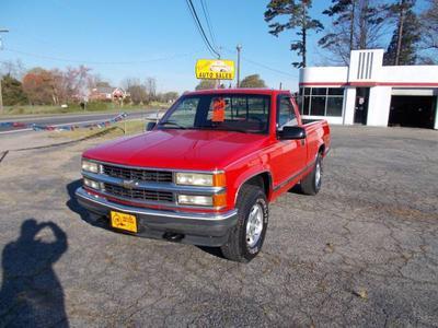 Used 1991 Chevrolet 1500 Z71