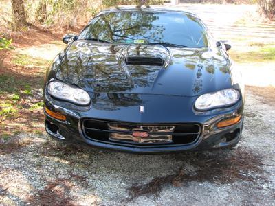 Used 2002 Chevrolet Camaro SS