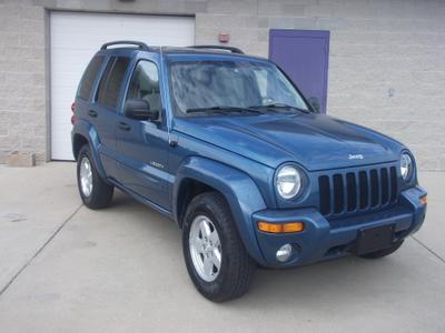 Used 2004 Jeep Liberty Limited