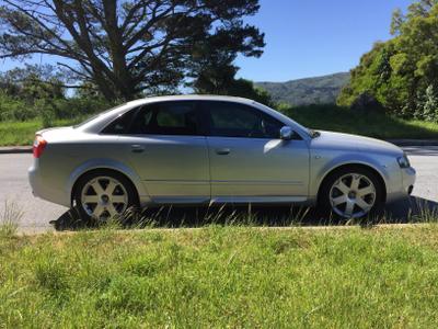 Used 2005 Audi S4 4.2 quattro