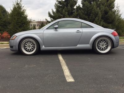Used 2002 Audi TT quattro