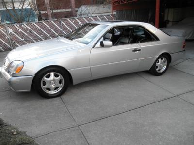 Used 1999 Mercedes-Benz CL500