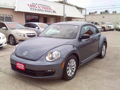 Used 2014 Volkswagen Beetle 2.5L