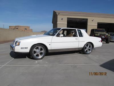 Used 1987 Buick Regal Limited