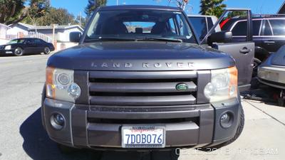 Used 2005 Land Rover LR3 SE