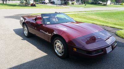 Used 1993 Chevrolet Corvette