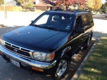 Used 1998 Nissan Pathfinder SE-V6 4WD