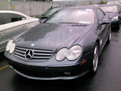 Used 2003 Mercedes-Benz SL500