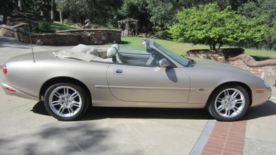 Used 2002 Jaguar XK8