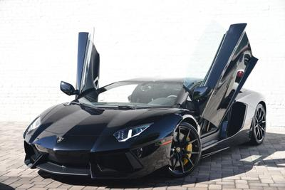 Used 2016 Lamborghini Aventador LP700-4