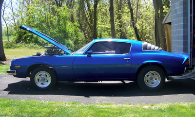 Used 1976 Chevrolet Camaro