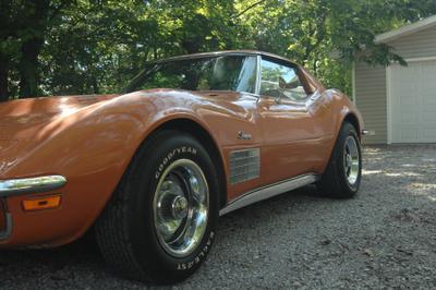 Used 1972 Chevrolet Corvette