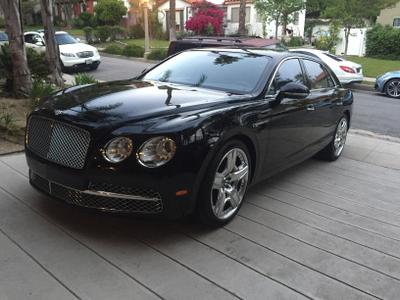 Used 2014 Bentley Flying Spur Base