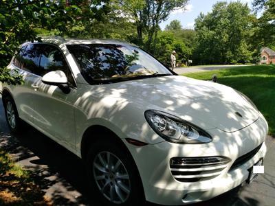 Used 2011 Porsche Cayenne Base