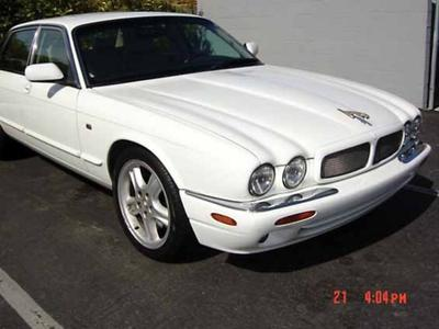 Used 1999 Jaguar XJR