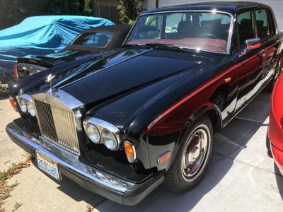 Used 1978 Rolls-Royce Silver Shadow