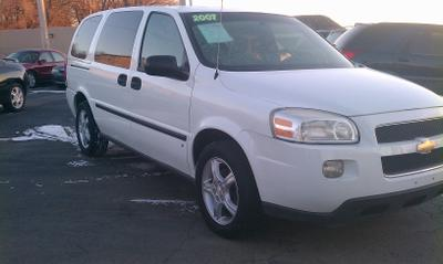 Used 2007 Chevrolet Uplander LS