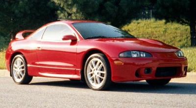 Used 1999 Mitsubishi Eclipse GSX Turbo AWD