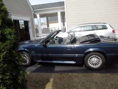 Used 1989 Ford Mustang