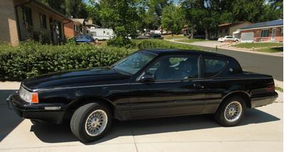 Used 1988 Mercury Cougar XR7