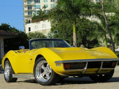 Used 1972 Chevrolet Corvette
