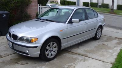 Used 2003 BMW 325 xi