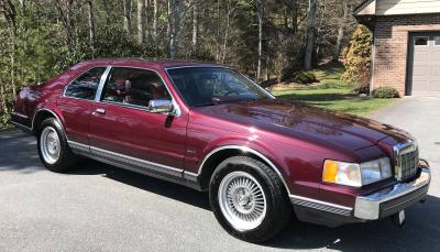 Used Lincoln Mark Vii For Sale In Columbia Md Cars Com