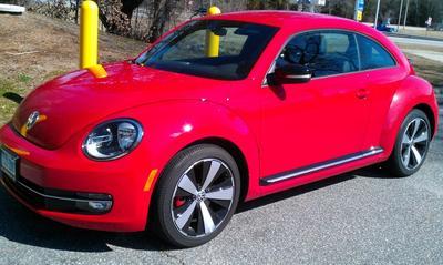 Used 2012 Volkswagen Beetle 2.0T Turbo