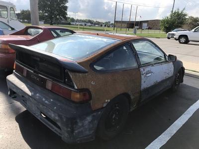 Used 1990 Honda CRX Si