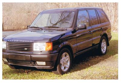 Used 1998 Land Rover Range Rover 4.6 HSE