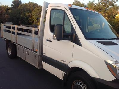 Used 2014 Mercedes-Benz Sprinter High Roof